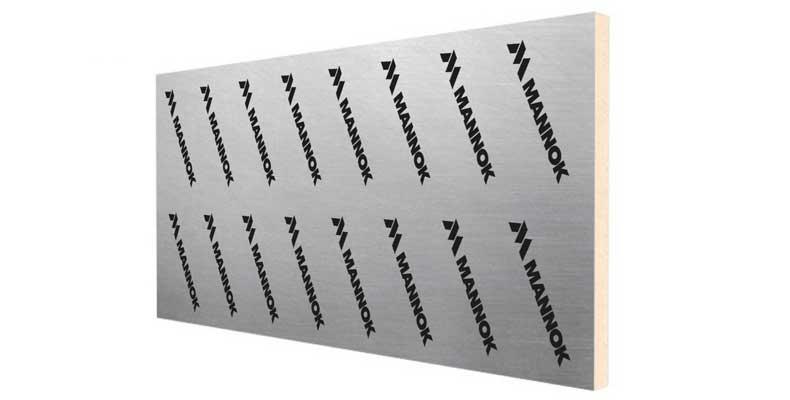 PIR Insulation Boards Mannok Therm (Kingspan)
