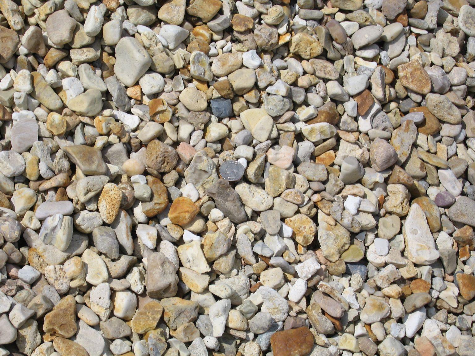 Plain gravel 10mm