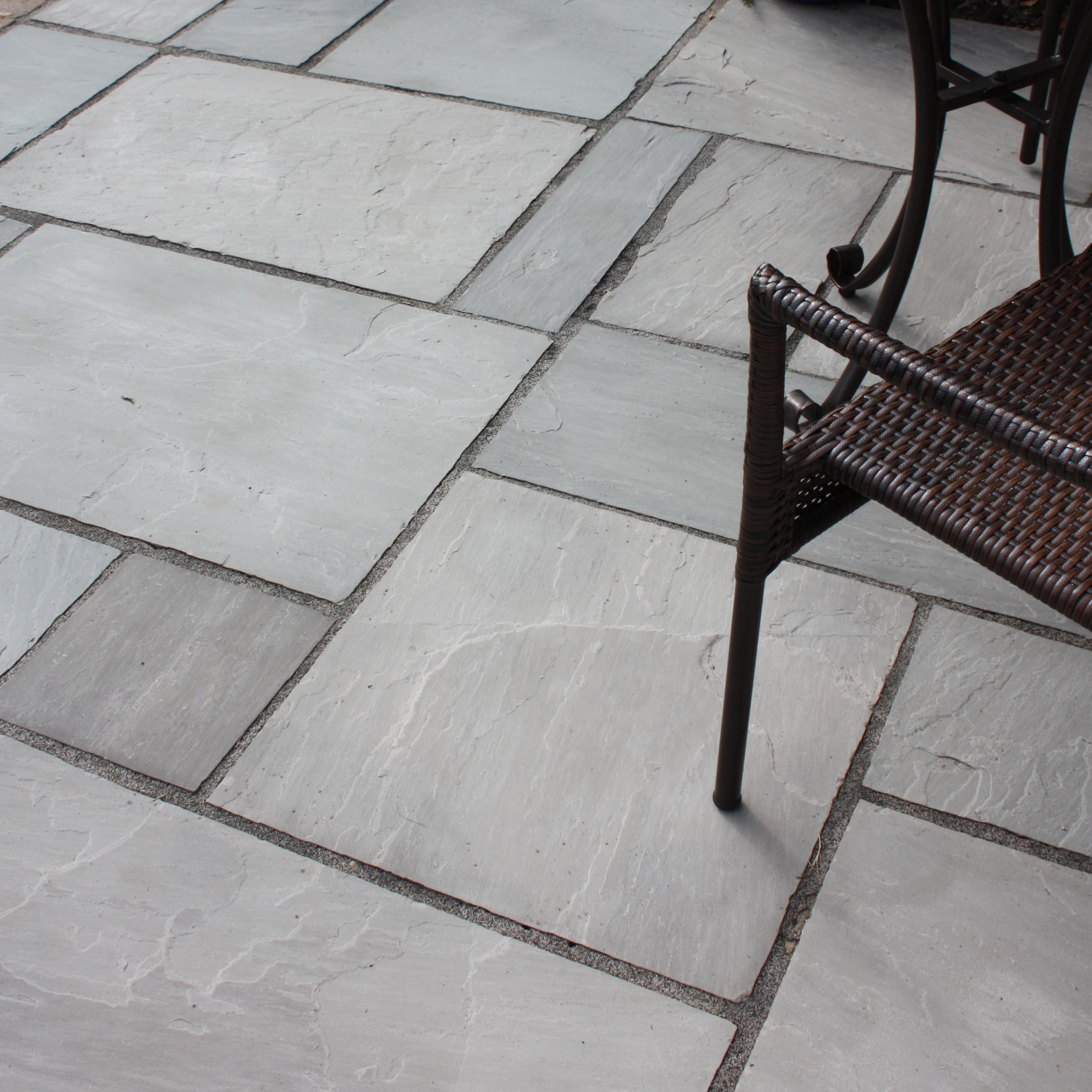 Kandla Grey  (Pure Grey) Sandstone 22mm