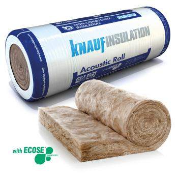 Knauf Acoustic Roll Insulation