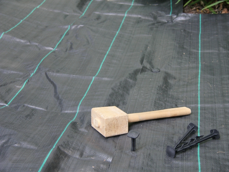Groundtex Woven Landscaping Fabric