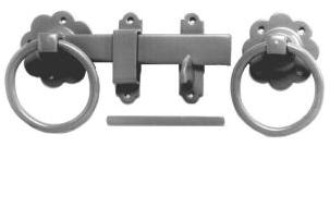Ring Latch Plain 150mm