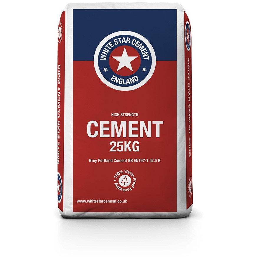 White Star High Strength Cement