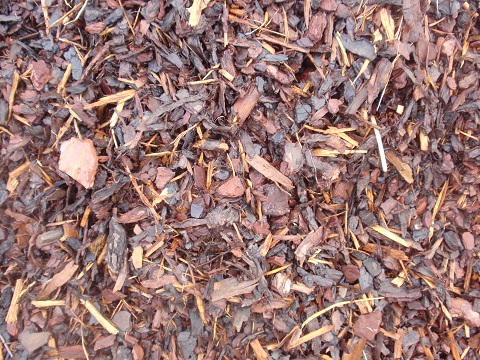 Bark Chippings Landscaping