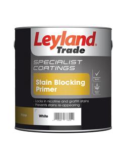 Leyland Trade Stain Blocking Primer White