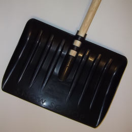Snow Shovel 420mm (Black)